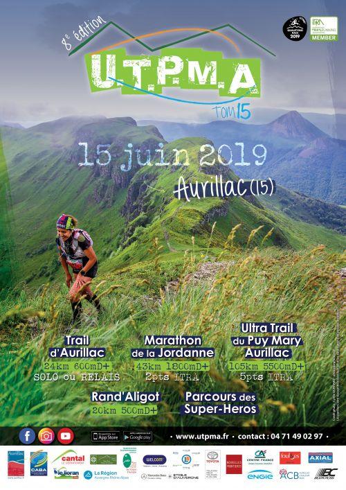 Calendrier Trail Auvergne.Ultra Trail Du Puy Mary Aurillac Le 13 Juin 2020