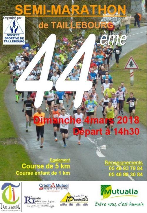 course a pied 1 km