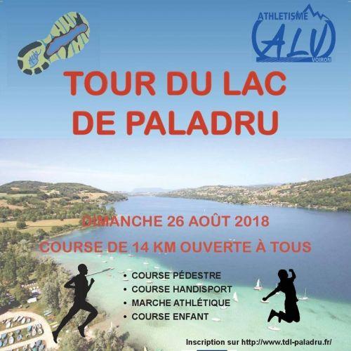course a pied 26 aout 2018