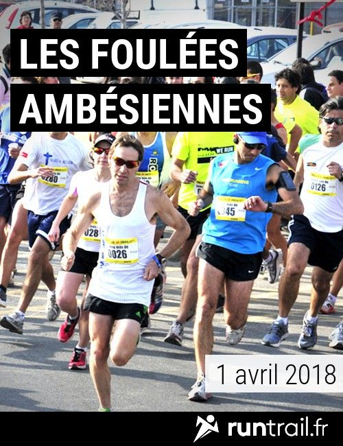 course a pied 1 avril