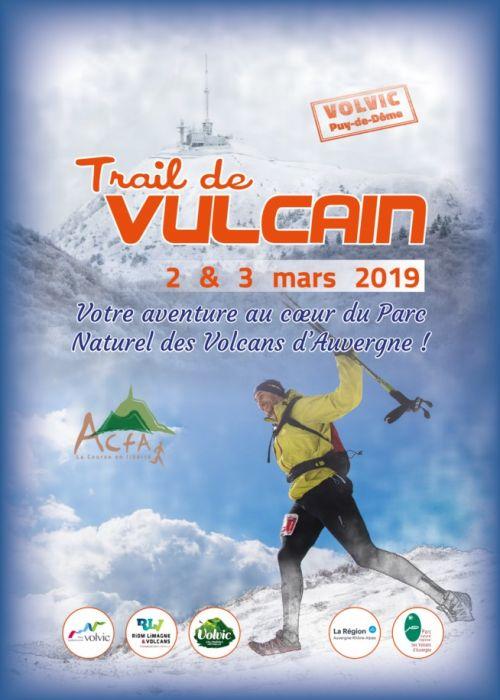 Calendrier Trail Auvergne.Trail De Vulcain Du 29 Fevr Au 1 Mars 2020 Volvic 63