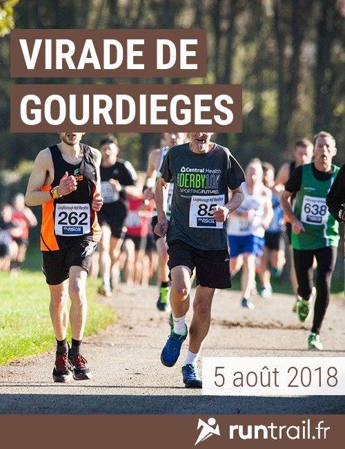 course a pied aout 2018