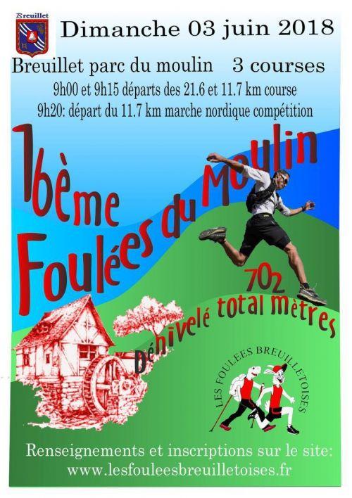 Les foul es du moulin breuillet 91 le 3 juin 2018 for Breuillet 91